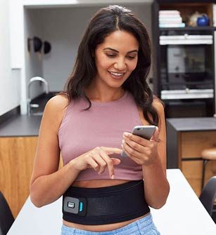 Slendertone Connect Abs poids