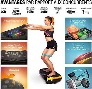 Sportstech vp400 avis